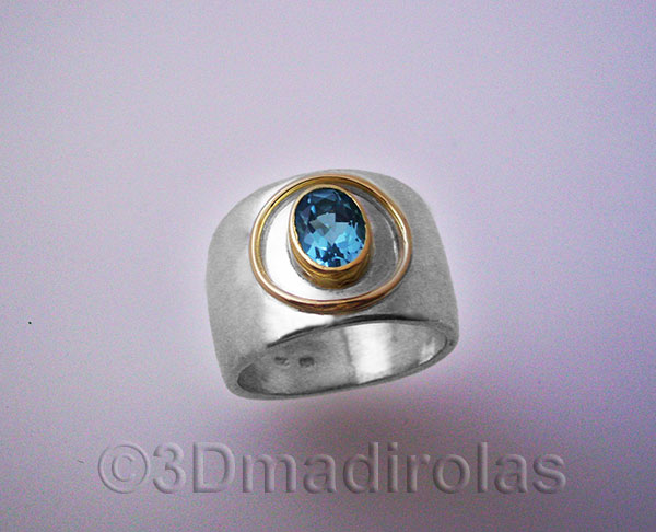 aro recto ring 02w